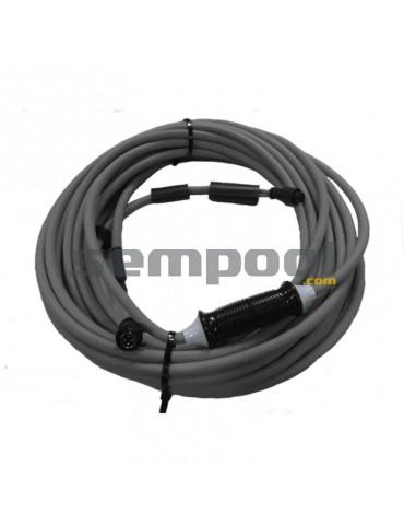 Nº2 Cable flotador limpiafondos 18m