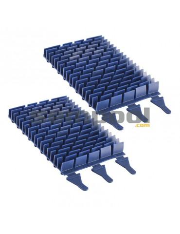 Nº21 Cepillos tipo 1 PMS295 (2 unids)