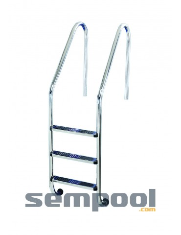 Escalera estándar electropulida