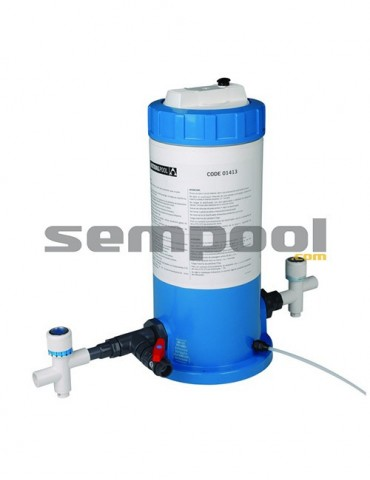 Dosificador cloro/bromo 5kg