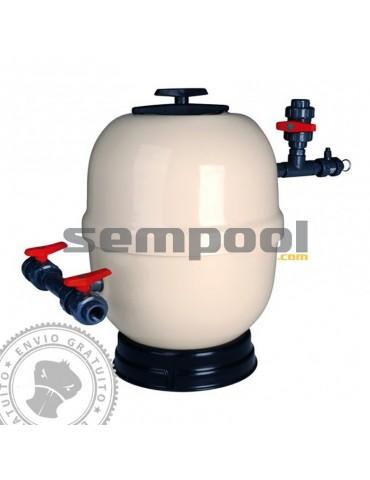 Dosificador compacto cloro/bromo