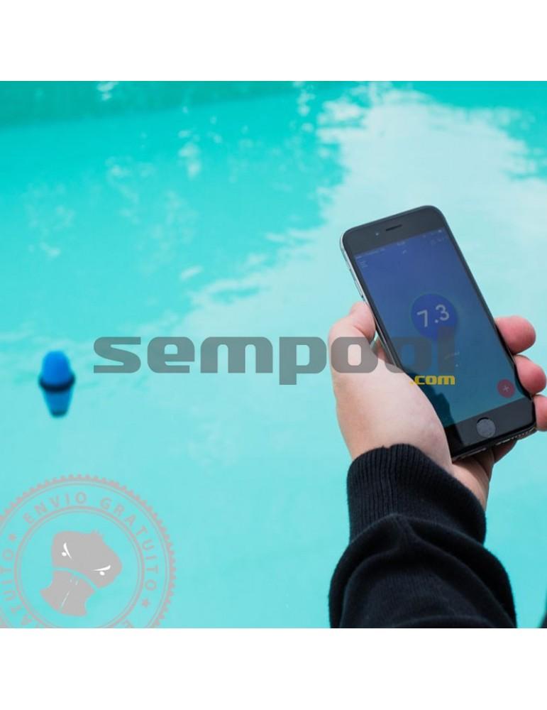 Analizador de piscina BLUE CONNECT