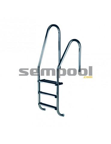 Escalera standard asimétrica AISI-316