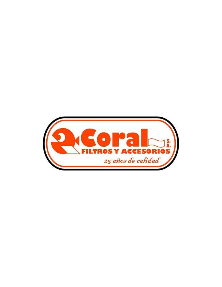 Coral filtros